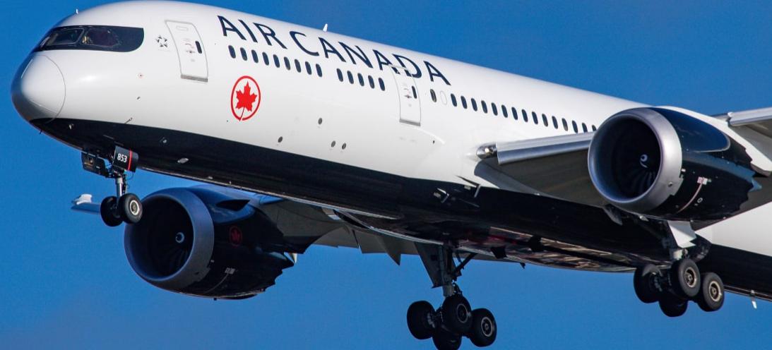 <b>一个法语单词疏漏  加拿大航空赔偿1.5万美元</b>