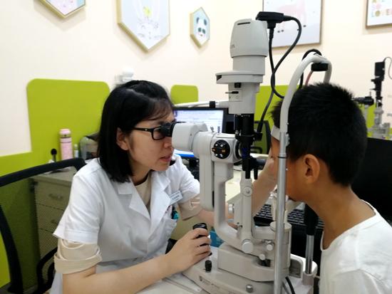 青岛眼科医院将建全市首个智能视力视觉干预平台