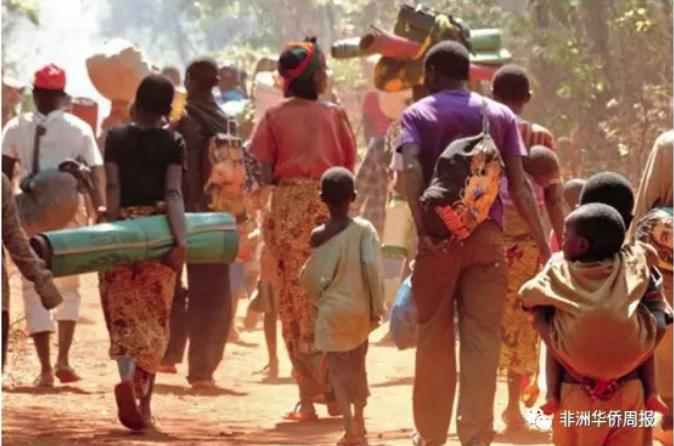 """联合国难民署:让20万布隆迪难民""""自愿""""回家"""