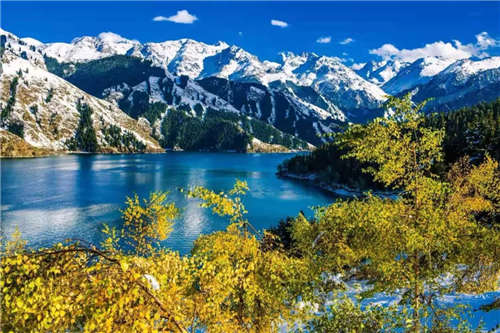 新疆:发现隐藏在天池深处的美