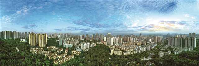 <b>重庆大渡口区:智慧产业有速度 智慧生活有温度</b>