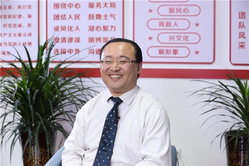 胡云飞:中国纳谷,点燃青春的力量