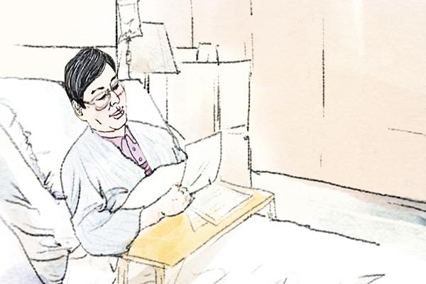 这位法官有个秘密,4年不曾对人讲起,直到去世那天