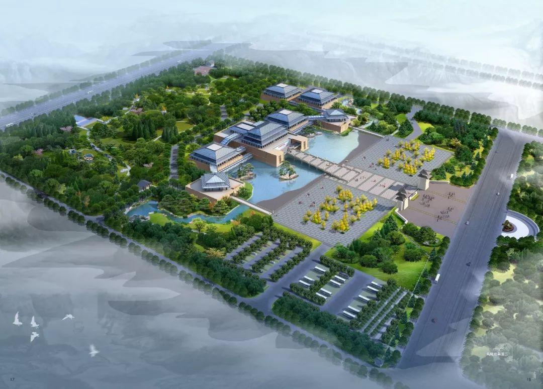 <b>陕西咸阳博物院促进文化交流与都市生活</b>