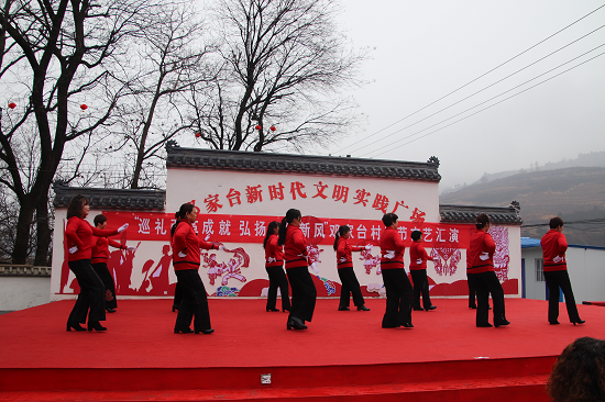 陕西凤县新时代文明实践中心建设渐入佳境