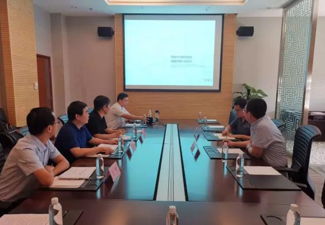 陕西省渭南市临渭区代表团赴北京考察企业