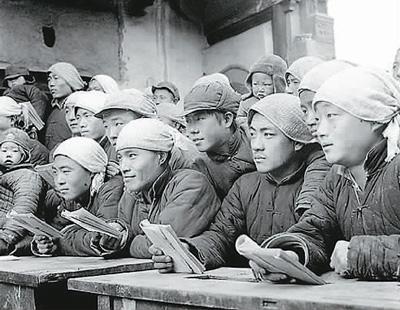【海外版国庆特刊·教育篇】新中国教育影像