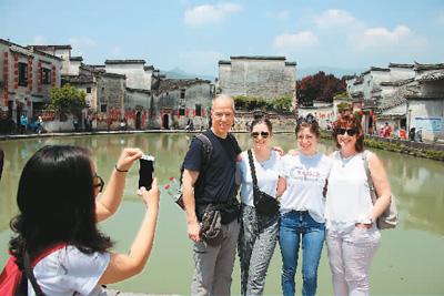 中國活力帶旺世界旅游