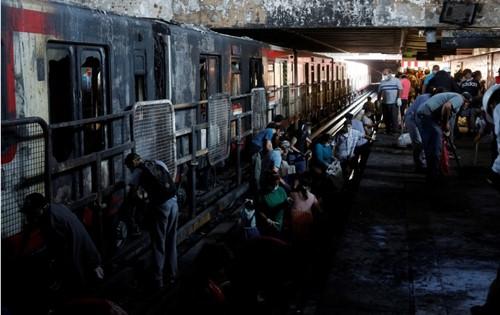 <b>海外网评:智利这场骚乱,不只因为地铁票涨价</b>