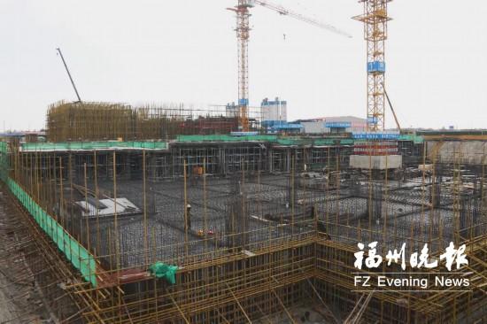 滨海新城添高端商务综合体
