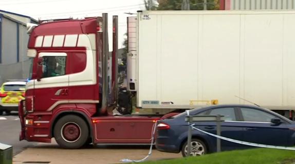 英国警方确认:货车慘案25名遇难者为越南人