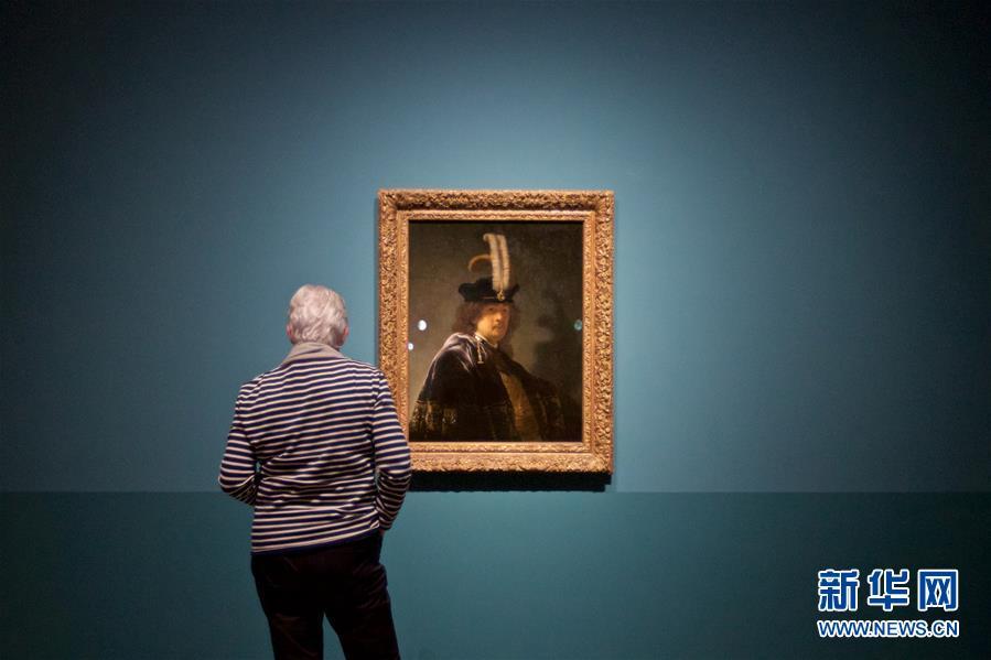 (新華視界)(3)倫勃朗畫展將在荷蘭萊頓舉行