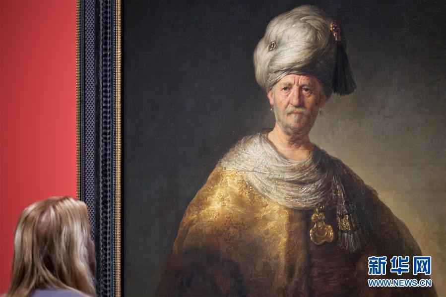 (新华视界)(4)伦勃朗画展将在荷兰莱顿举行