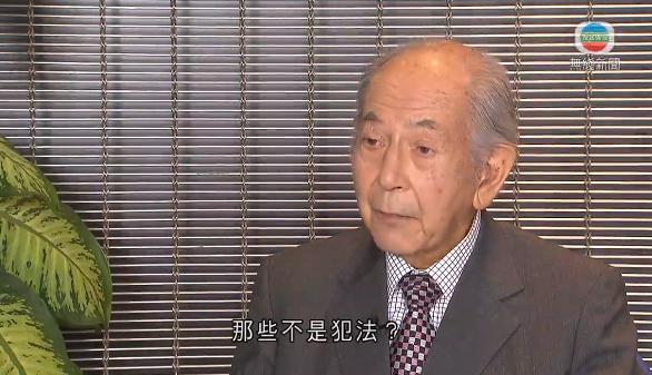 暴徒就是罪犯!香港前大法官:法庭要增加人手处理