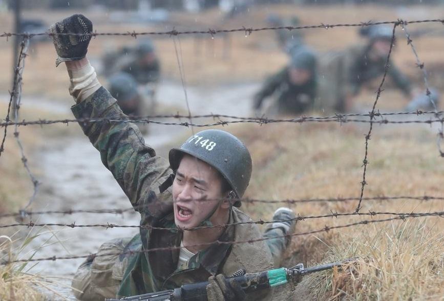 在韩华人注意!韩国人口不足 拟规定男性移民服兵役