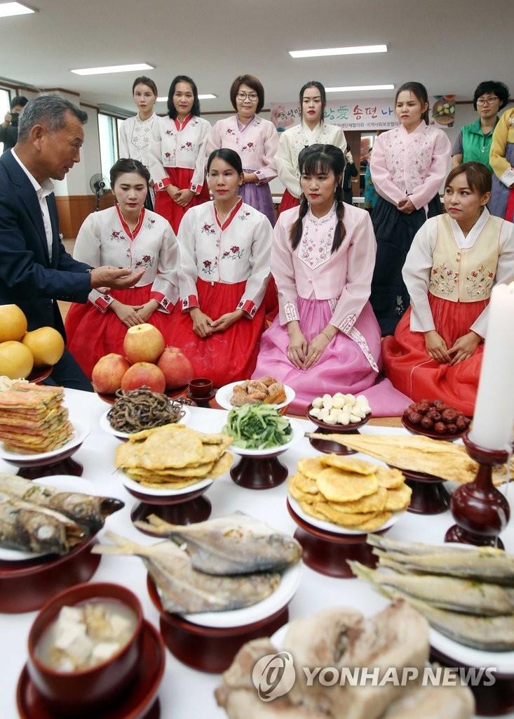 韩国涉外婚姻调查:中国籍新郎最吃香!