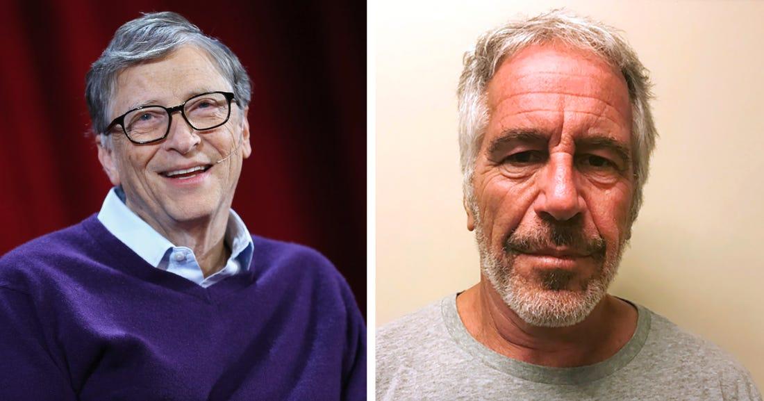 """打破沉默!比尔·盖茨谈爱泼斯坦 称自己""""判断错误"""""""