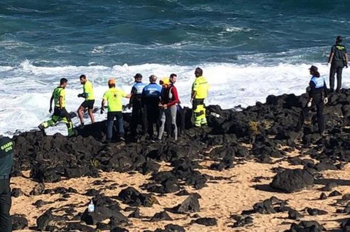 又一悲剧!西班牙海域一偷渡船失事 已有5人遇难