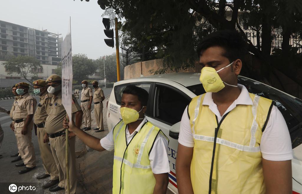 在印度一天等于抽50支烟?美媒:中国治污比印度强太多