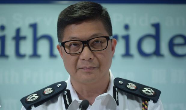 """太猖狂!有人竟假冒香港警队""""二哥""""发侮辱性邮件"""