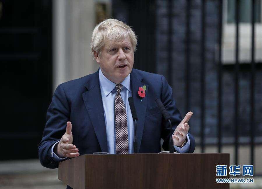 外媒:英国圣诞节前大选或激怒选民 结果很难预料