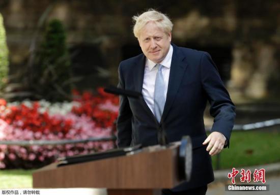 英大选启动:保守党支持率下滑 约翰逊气势受打击
