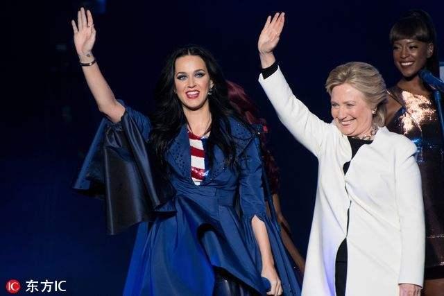 希拉里:受到很多人的巨大压力,让我考虑参选美国总统