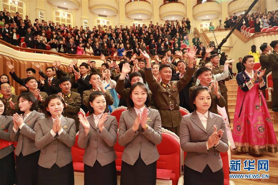 (国际)(4)中国国家大剧院交响乐团对朝鲜进行友好访问演出