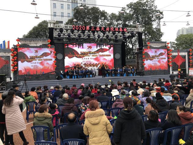 """""""文化惠民""""走基层 40场演出情暖百姓"""