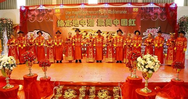 在阿尔及利亚为员工举办海外集体婚礼(魏裕基摄).JPG