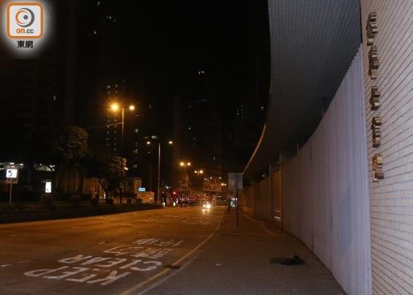 香港再發生持刀砍人案件:兩人受傷,兇徒逃跑