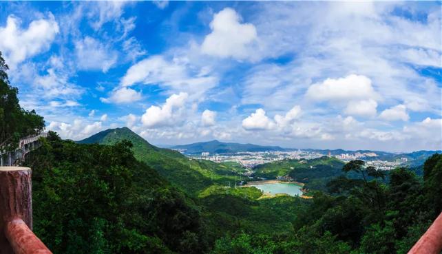 東莞觀音山:一座文化名山的承載與包容