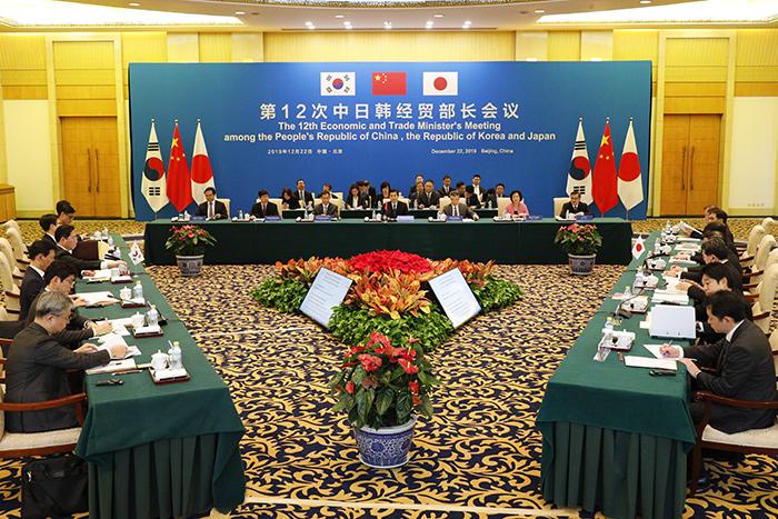 海外网评:关键时刻,中日韩力推RCEP释放重要信号