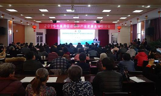 2019中医药促进医养