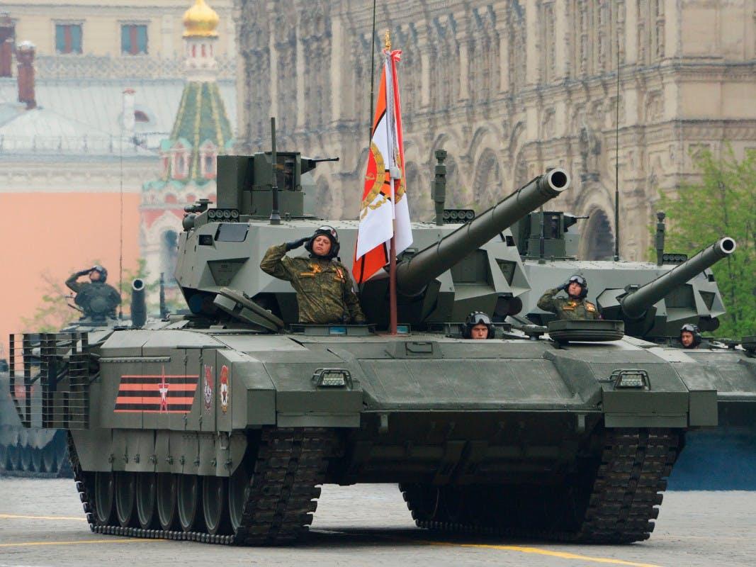 俄专家披露俄军未来新武器