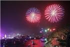 悉尼10萬支煙花迎接新年