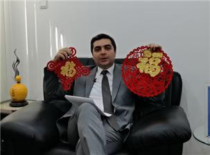 格鲁吉亚驻华大使:阿尔奇尔·卡岚迪亚