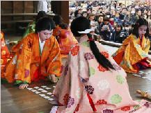 日本举办和歌纸牌大赛