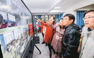中国推行职业技能等级制度