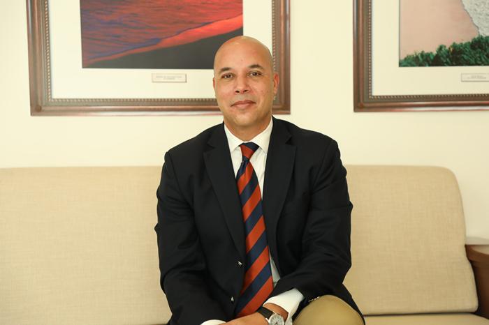 巴巴多斯驻华大使:弗朗西斯·杰克曼