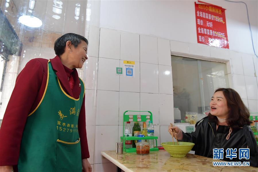 江西省南昌市:寒冬里暖心餐 好心人在传承