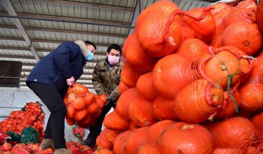 河南大力保障農產品供應