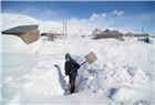 土耳其强降雪找汽车靠挖