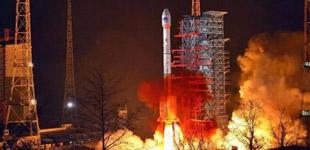 西安航天基地助力北斗三号 全球组网迎收官之战