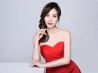 杨恭如写真 红裙感人