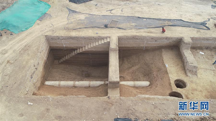 河南安阳发现迄今范围最大的商代晚期铸铜遗址