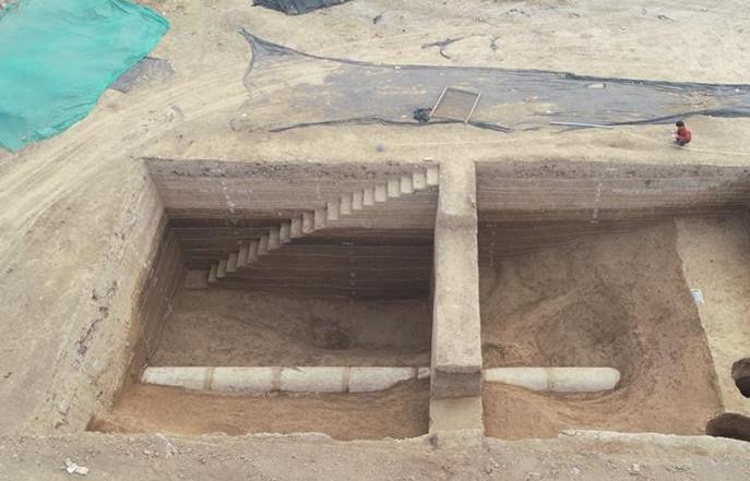河南发现商代铸铜遗址