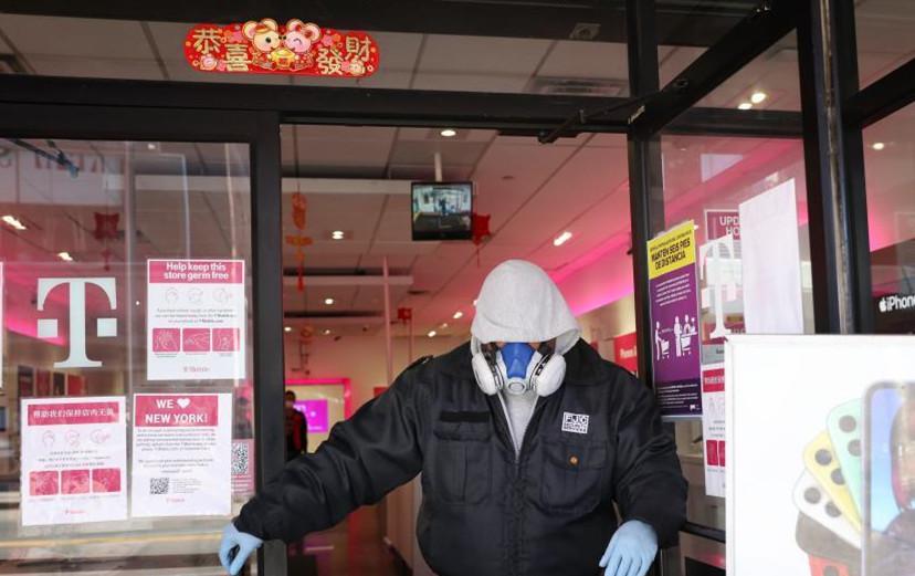 疫情下的纽约华人社区