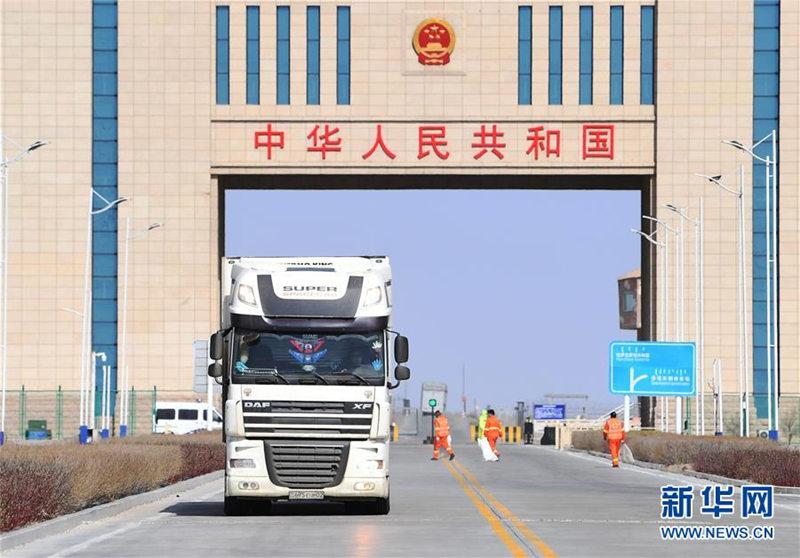 新疆陆路口岸加强措施应对境外疫情输入
