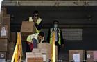 中国援助阿尔及利亚物资